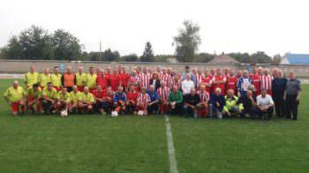 Турнир по футболу среди ветеранских команд