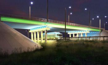 На трассе Киев-Харьков-Довжанский построят транспортную развязку