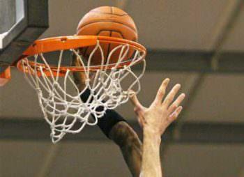 спорт, баскетбол