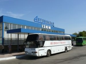 Автовокзал-Изюм