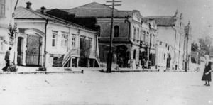 Старый город Изюм центр