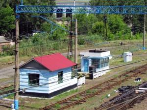 ж-д вокзал Изюм-2