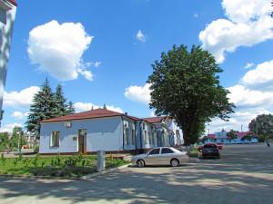 жд вокзал города Изюм