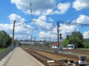 ж-д вокзал Изюм-6
