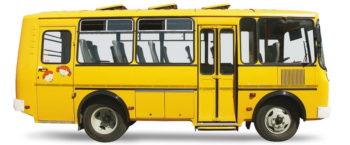 Общественный транспорт города Изюм, автобус