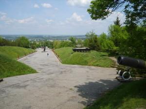 Гора Кремянец город Изюм-7