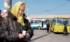 Городская власть выделит 100 тыс. грн. на льготный проезд изюмчан