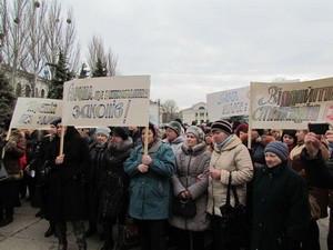 Изюмский профессиональный лицей не финансируется государством-3