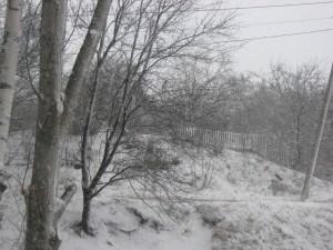 Погода 20 марта в городе Изюме преподнесла Сюрприз-9