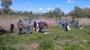 Ізюмчани присоединились к всеукраинской экологической акции-1