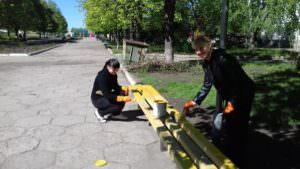 Ізюмчани присоединились к всеукраинской экологической акции-4