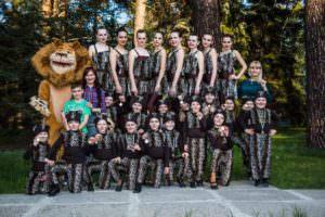 Изюмские танцоры покоряли Святогорск-1