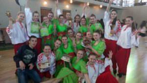 Изюмские танцоры покоряли Святогорск-2