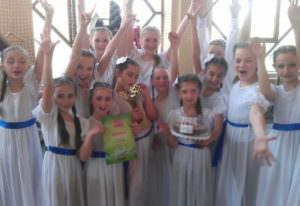 Изюмские танцоры покоряли Святогорск-4