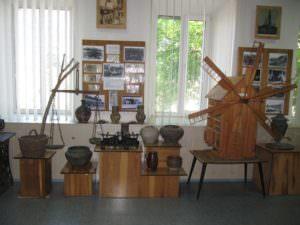 Изюмский краеведческий музей им. М.В. Сибилева-1