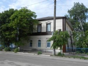 Изюмский краеведческий музей им. М.В. Сибилева