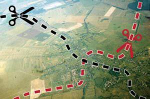 Местные советы смогут управлять землями за пределами населенных пунктов