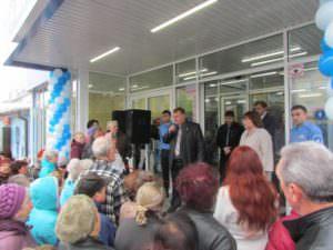 На Центральном рынке открылся новый супермаркет Посад-1