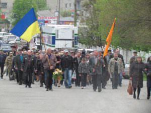 Памяти героям-Чернобыльцам...1