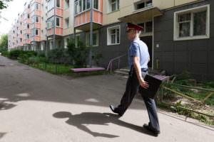 Старший участковый инспектор полиции капитан полиции