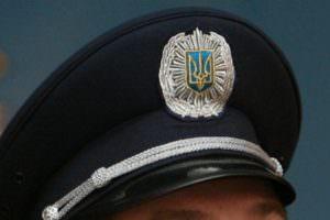 Старший участковый инспектор полиции майор полиции города Изюма Колинько Сергей Геннадьевич