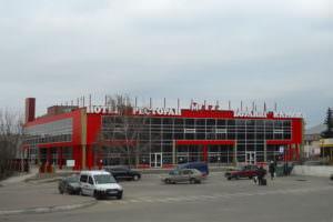 Торгово-развлекательный центр «Марс» в городе Изюме