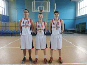 Баскетболисты ДЮСШ Донец стали чемпионами Украины