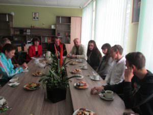Валерий Марченко встретился с детьми-сиротами