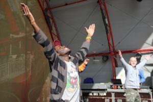Город Изюма 1 июня посетит участник проекта Танцуют все-2