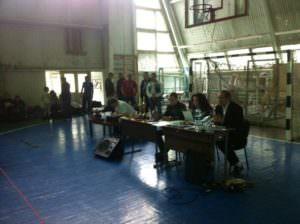 Майский спортивный уикенд изюмчан-2