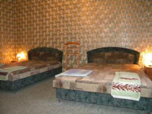 Отель «Терем» в городе Изюме-3