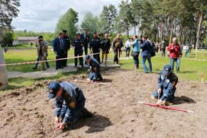 Пиротехники ГСЧС получили современное оборудование от стран Европейского Союза-2