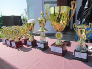 Футбольный сезон в изюме открылся турниром на кубок изюмского городского головы