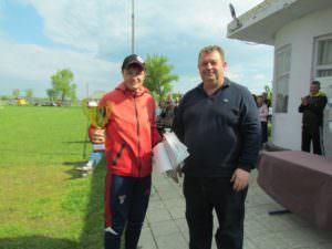 Футбольный сезон в изюме открылся турниром на кубок изюмского городского головы-7