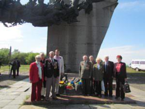 8 мая в Изюме отметили День памяти и примирения-2