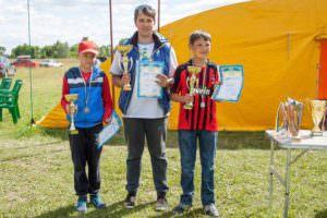 Авиа моделист из Изюма стал серебряным призером Чемпионата Украины