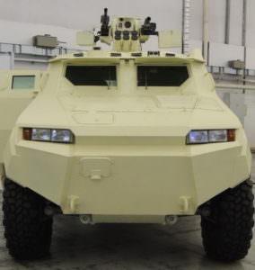 Изюмские приборостроители успешно создают современные оптико-электронные прицелы ОЭП-2