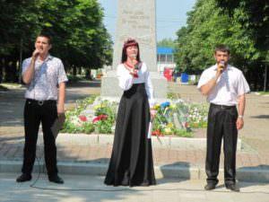 Праздник День Конституции Украины 2016 года-4