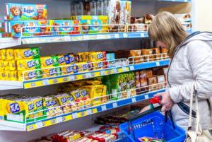 Супермаркет Посад в городе Изюме-1