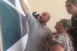 Участники АТО получили землю в Изюмском районе