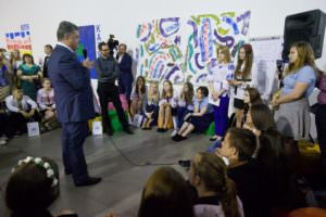 Форума Дети меняют мир при участии Президента Украины-3