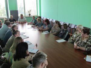 2 июня состоялось первое собрание городского Родительского совета