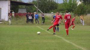 «Олимпик» (Изюмский район) сыграл свой очередной домашний матч-1
