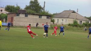 «Олимпик» (Изюмский район) сыграл свой очередной домашний матч-3