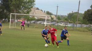 «Олимпик» (Изюмский район) сыграл свой очередной домашний матч