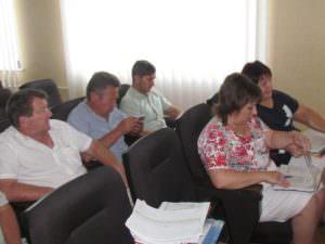 В Изюме состоялась встреча налогоплательщиков с руководителем ГУ ДФС в Харьковской области-2