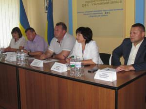 В Изюме состоялась встреча налогоплательщиков с руководителем ГУ ДФС в Харьковской области