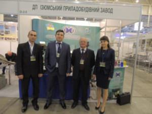 ГП «Изюмский приборостроительный завод» демонстрирует положительную динамику развития-2