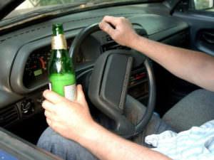 За пьяное вождение будут штрафовать на 10 тысяч