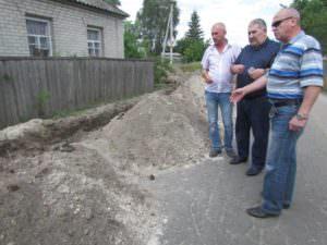 Отныне жители микрорайона «Гончаровка» будут качественно и вовремя получать услуги централизованного водоснабжения